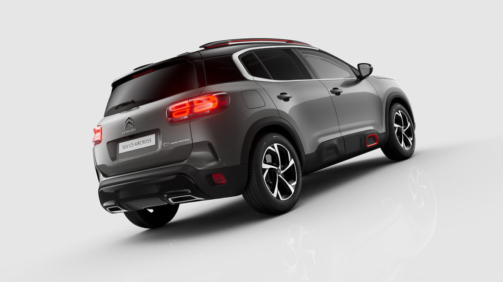 citroen c5 aircross blue hdi, Citroen C5 Aircross Blue Hdi 130 S&S Business EAT8 | Noleggio a Lungo Termine