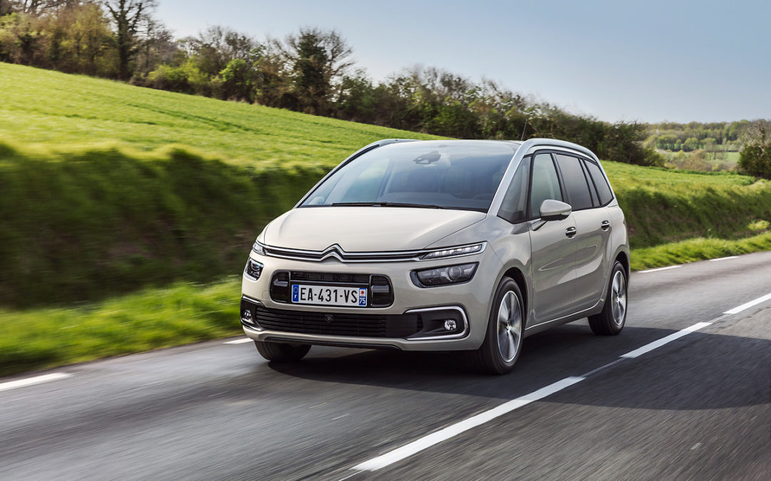 CITROEN Grand C4 Space Tourer BlueHDi 130 S&S EAT8 Live – Noleggio a Lungo Termine